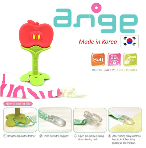 Ange Teether Clip