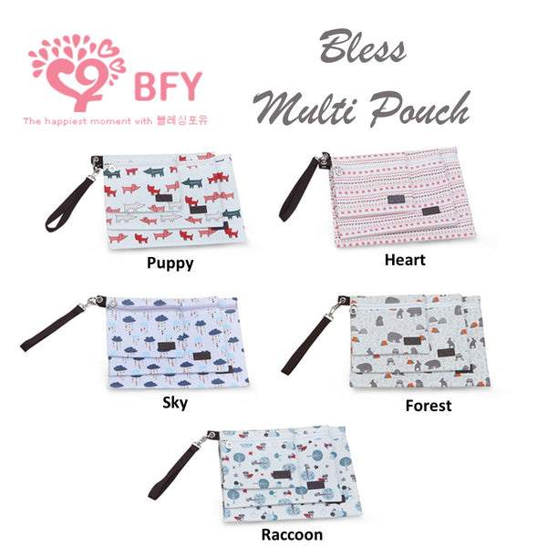 BlessingForYou Bless Multi Pouch (Set of 3)