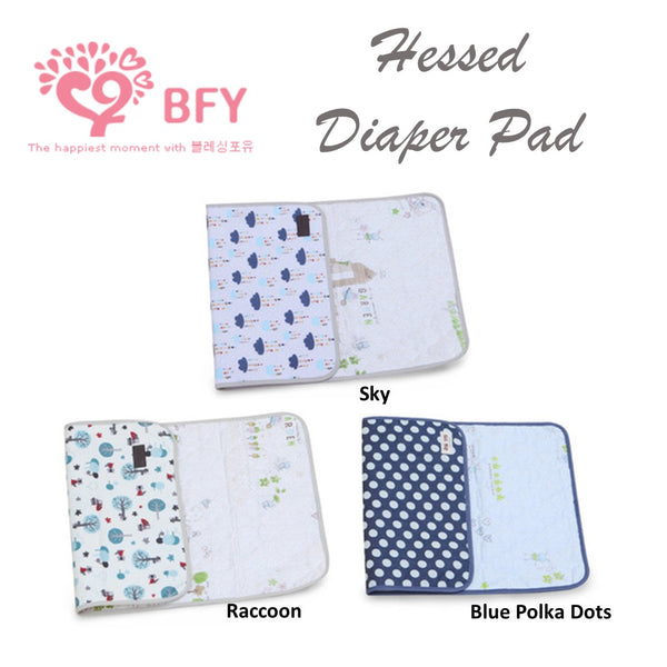 BlessingForYou Hessed Diaper Pad