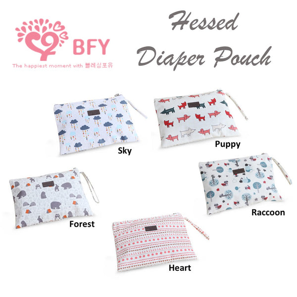 BlessingForYou Diaper Pouch