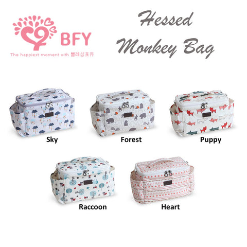 BlessingForYou Monkey Bag (Thermal Bag)