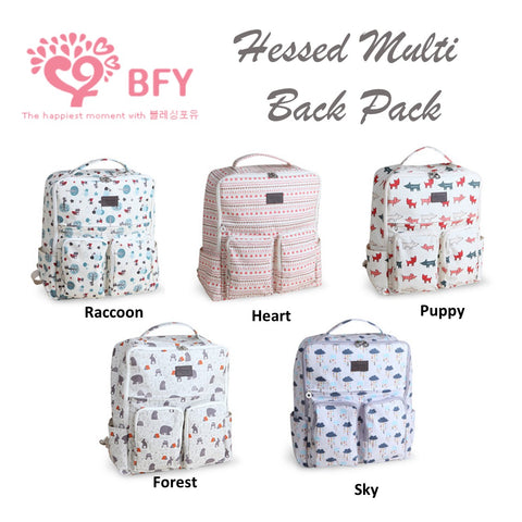 BlessingForYou Hessed Multi Back Pack