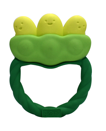 Ange Green Pea Teether