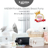 Haenim 7V Premium Breast Pump with NEXUSFIT - Dual Pump