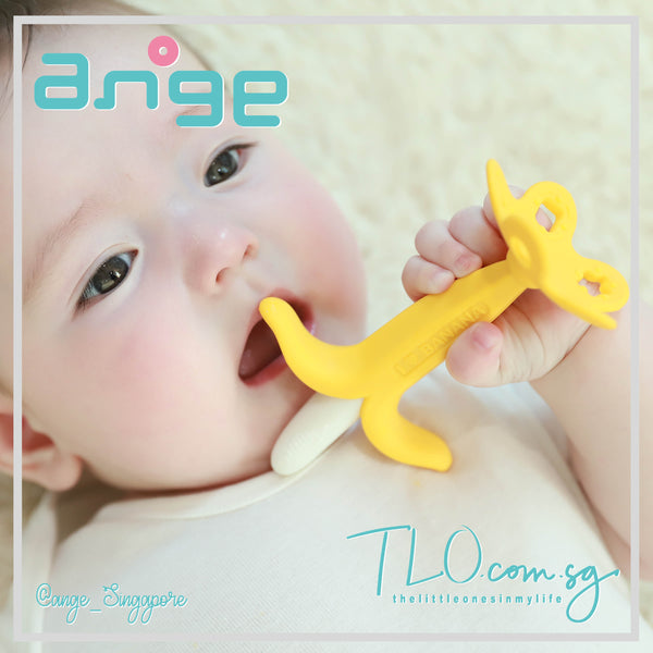 ANGE Big Bana Teether