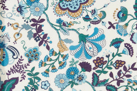 Liberty Fabrics Mabelle Tana Lawn Cotton (Blue)