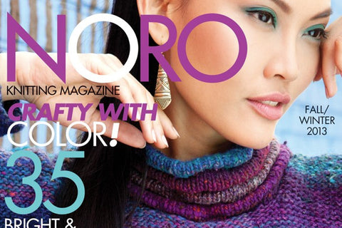 Noro Magazine Issue 3 (Fall/Winter 2013)
