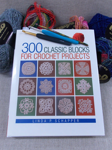 300 Classic Blocks for Crochet Projects (Linda P. Schapper)