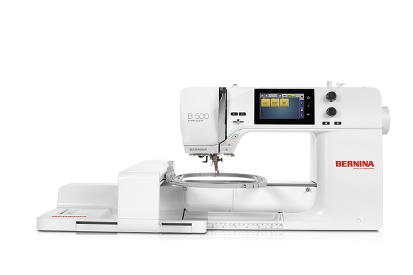 BERNINA 500 Embroidery Only (inc. Module)