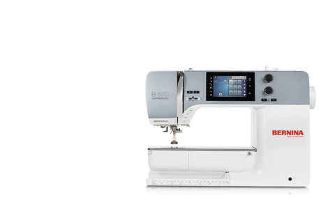 BERNINA 570QE 9mm