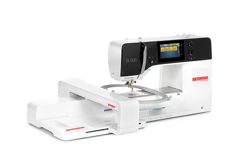 BERNINA 590E (incl. Embroidery Module)