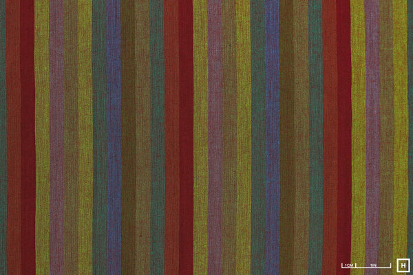 Free Spirit - Kaffe Fassett - Woven Stripes - Narrow (Earth)