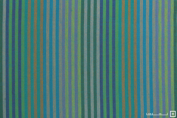 Free Spirit - Kaffe Fassett - Woven Stripes - Caterpillar
