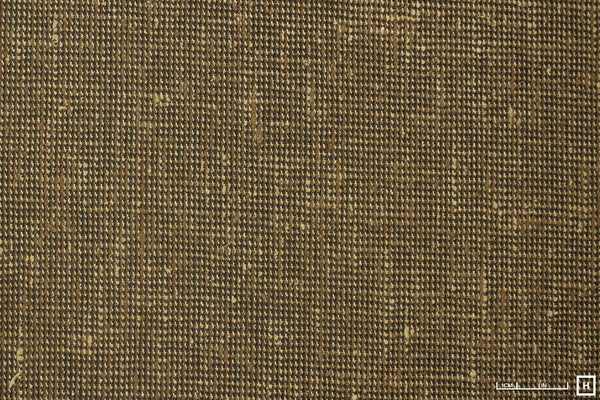 Italian Wool Blend Tweed (Brown/Camel)