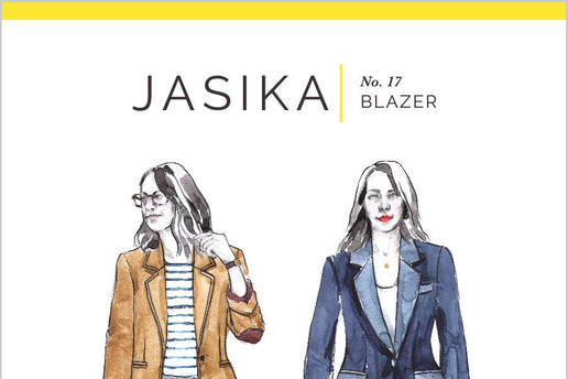 Jasika Blazer No. 17 [Closet Core Patterns]