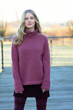 Tove Sweater Pattern [Juniper Moon Farm]