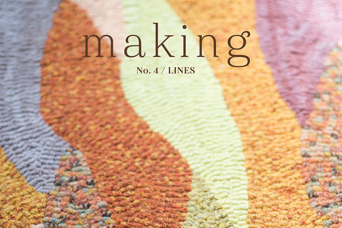 Making No. 4 / Lines