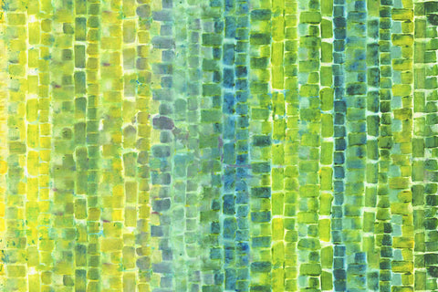 Free Spirit - Denise Burkitt - Art Excursion - Vine Magic (Green)