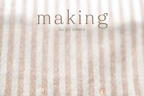Making No. 9 / Simple
