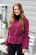 Svenja Sweater Pattern [Juniper Moon Farm]