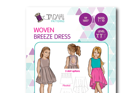 Breeze Dress [Tadah Patterns]