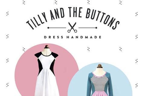Zadie Dress #1015 [Tilly And The Buttons]