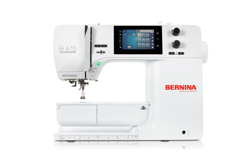 BERNINA 475QE + Free Perspex Table
