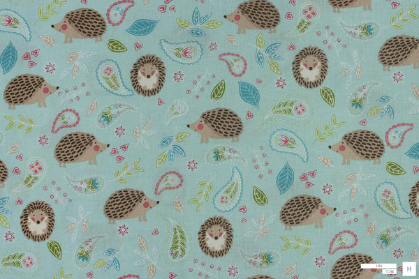 Michael Miller Fabrics Hedge Hugs