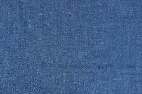 Estonian Linen Plain Dyed (Teal)