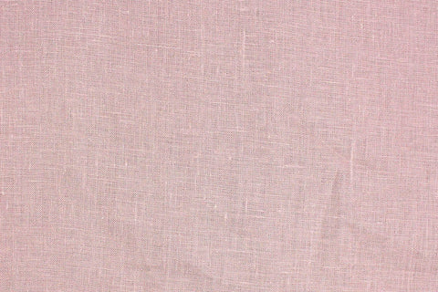 Estonian Linen Plain Dyed (Pink)