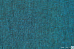 Estonian Solid Linen (Teal Melange)