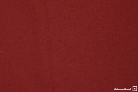 European Linen/Cotton (Red)
