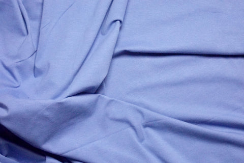 Avalana by STOF - Cotton Jersey - Solid (Dusty Blue)