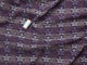 Wool Jacquard (Purple)