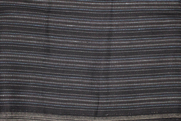 Striped Linen (Black/Multi)
