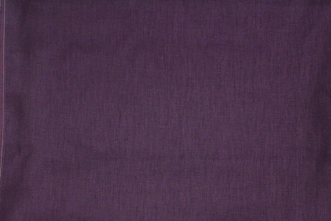 Japanese Solid Linen [Purple]