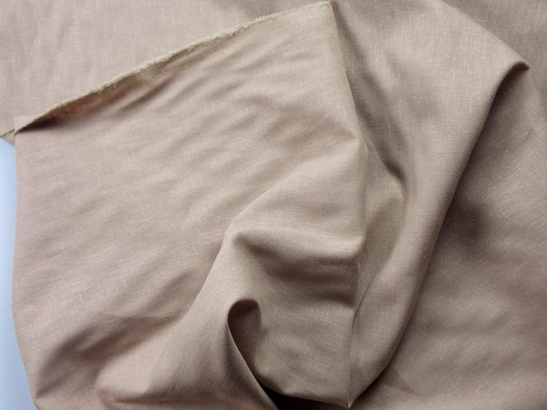 Hemp/Organic Cotton Muslin (Latte)