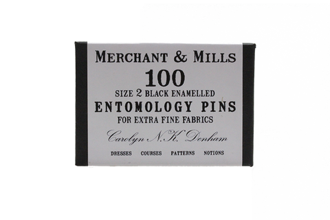 Entomology Pins [Merchant & Mills]