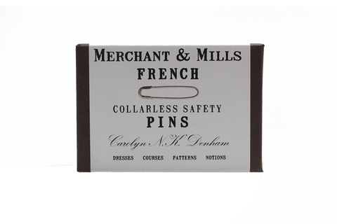 French Safety Pins [Merchant & Mills]