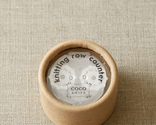 Knitting Row Counter [Cocoknits]