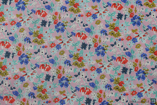 Liberty Fabrics California Bloom Tana Lawn Cotton (C)