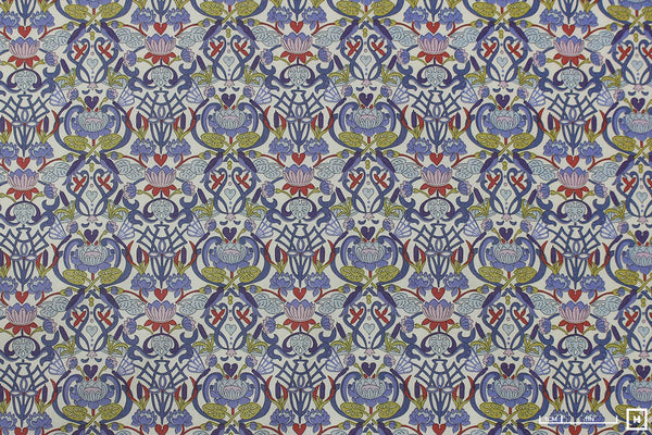 Liberty Fabrics Love Lily Tana Lawn Cotton (B)