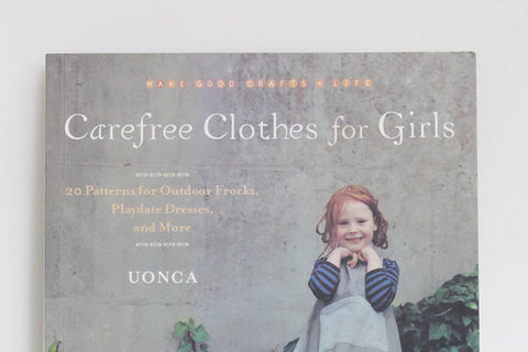 Carefree Clothes for Girls (Uonca)