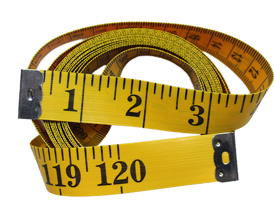 "Quilter's Tape Measure 120""/3m [Bohin]"
