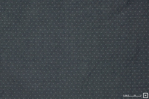 Robert Kaufman - Quotes Chambray Cotton (Navy)