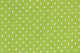 Sevenberry - Printed Cotton/Linen Canvas - Spots (Lime)