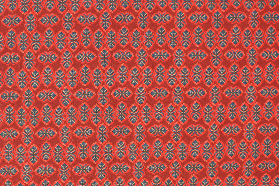 Stof France stof france - le quilt - orient express 7 (red) – house of cloth