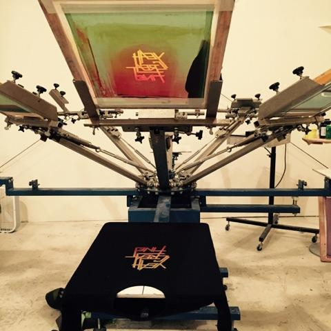 Printing Party w/ Yeah Great Fine