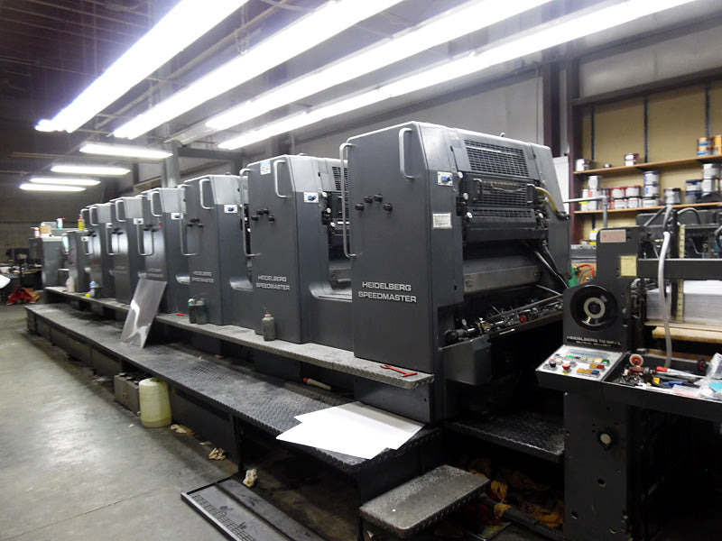Due West Press @ Express Printing - Hailey, ID