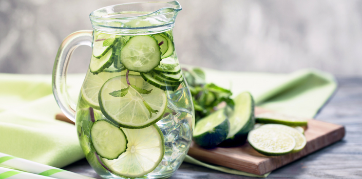 5 Cucumber-Lemon Water Recipes Ideal for Your Daily Diet